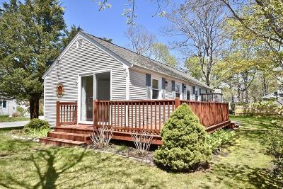 Wareham Single Family Home For Sale: 64 Pilgrim Ave