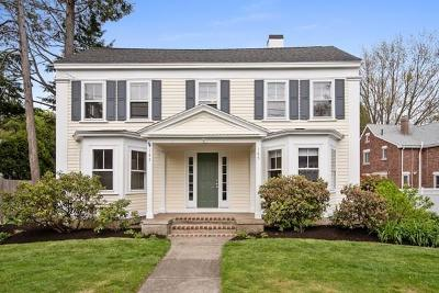 Winchester Single Family Home Price Changed: 143-145 Cambridge St