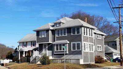 Medford Multi Family Home Price Changed: 135 Playstead Road