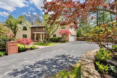 Winchester Single Family Home For Sale: 15 Tanglewood Lane