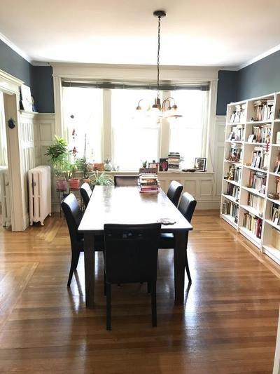 Brookline Rental For Rent: 82 Fuller St #2