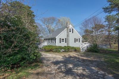 Mashpee Single Family Home For Sale: 87 Lighthouse Ln