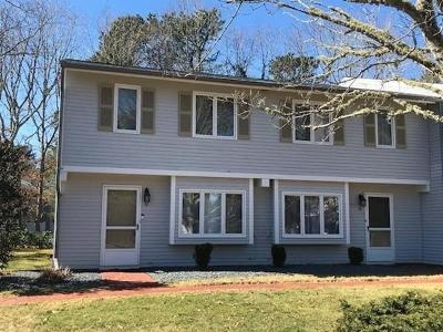 Mashpee Condo/Townhouse For Sale: 174 Lowell Rd. #109