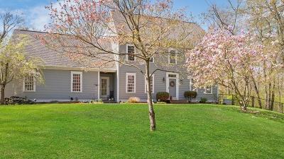 Attleboro Single Family Home For Sale: 61 Wells Lane