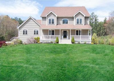 Taunton Single Family Home Contingent: 516 Richmond