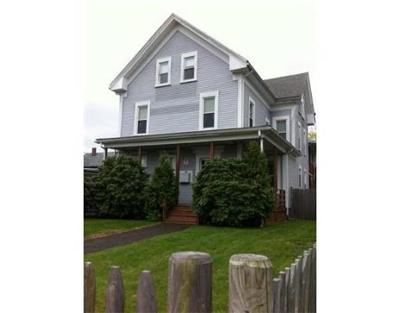 Middleboro Rental For Rent: 224 Center Street #1