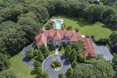 MA-Norfolk County, MA-Plymouth County Single Family Home For Sale: 18 Longmeadow Dr