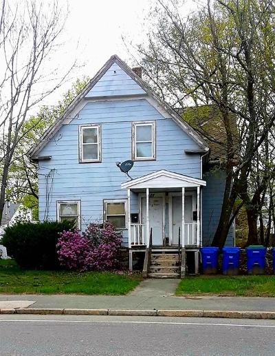 Rockland Multi Family Home For Sale: 88 E Water St