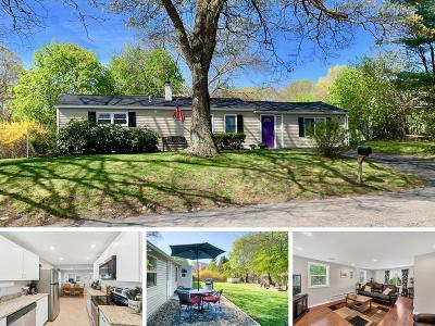 Bellingham Single Family Home For Sale: 31 James St