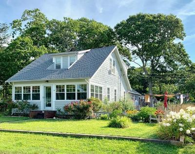 Wareham Single Family Home For Sale: 14 Bayside Ave.