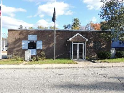 MA-Worcester County Commercial For Sale: 219 Everett St