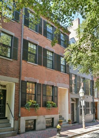 Single Family Home For Sale: 34 West Cedar St