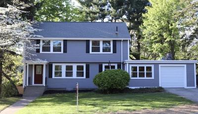 Single Family Home For Sale: 8 Woodland Rd