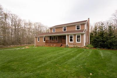 RI-Newport County Single Family Home For Sale: 108 Pottersville