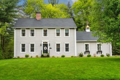 Wilbraham MA Single Family Home For Sale: $439,900