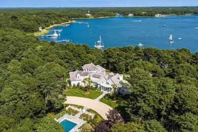 MA-Barnstable County, Plymouth County Single Family Home For Sale: 1025 Old Post Road