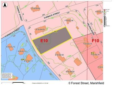Marshfield Residential Lots & Land For Sale: Forest Street