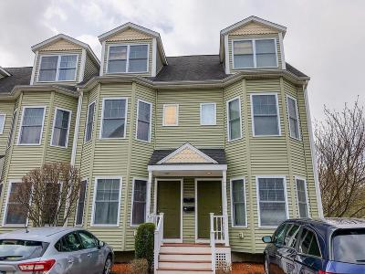 Malden Condo/Townhouse Under Agreement: 3 Main Street Pk #3