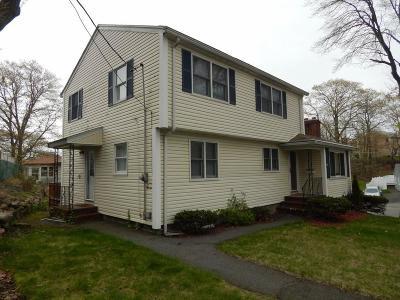 Lynn Single Family Home For Sale: 3 Oak Ridge Rd