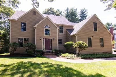 North Attleboro Single Family Home For Sale: 21 Medbury Road