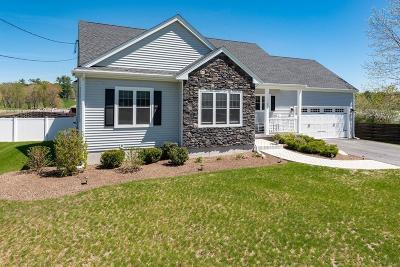 Raynham Single Family Home For Sale: 475 Church St
