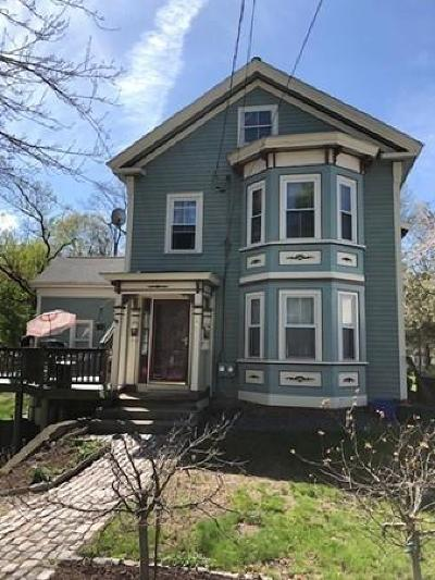 Holliston Multi Family Home For Sale: 21 Winthrop St