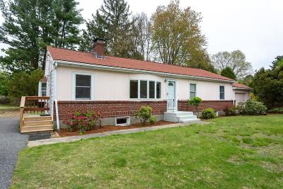 Wayland Single Family Home For Sale: 3 Melody Lane