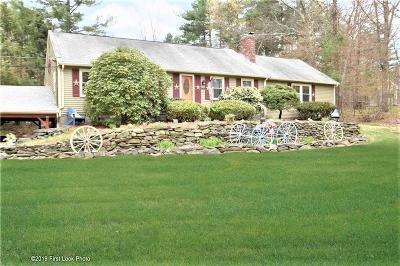 RI-Providence County Single Family Home For Sale: 130 Mattity