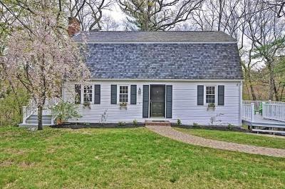 Wayland Single Family Home For Sale: 16 Oak Hill Rd