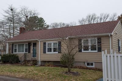 Milton Single Family Home For Sale: 21 Harbor View Park