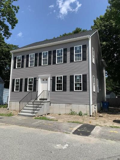 Randolph Single Family Home For Sale: 27 Moulton Street