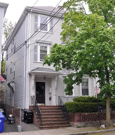 Brookline Condo/Townhouse For Sale: 8 Rice St #2