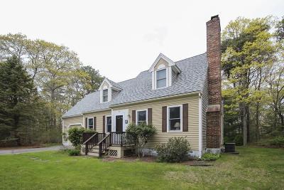 Falmouth Single Family Home For Sale: 68 Fox Run Lane