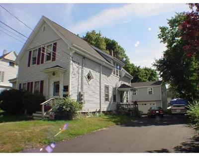 Whitman Multi Family Home Under Agreement: 22 Lazel St