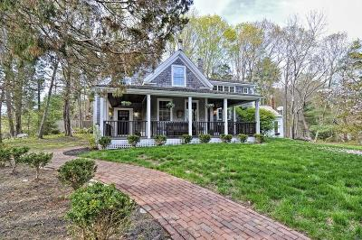 Scituate Single Family Home For Sale: 158 Border St