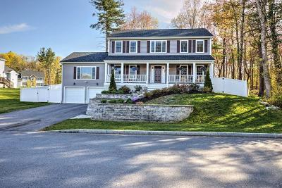 Northbridge Single Family Home For Sale: 401 Roosevelt Dr
