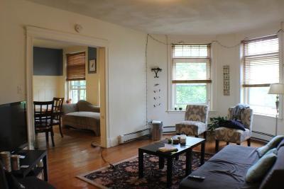 Brookline Rental For Rent: 1809 Beacon St #2