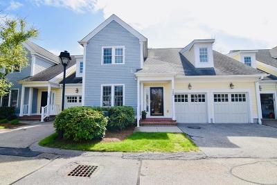 Norton MA Condo/Townhouse For Sale: $499,000