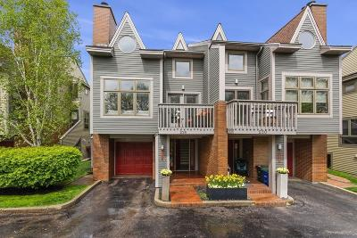 Somerville Condo/Townhouse For Sale: 228 Fellsway #228