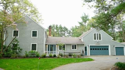 Duxbury Single Family Home For Sale: 393 Tremont Street