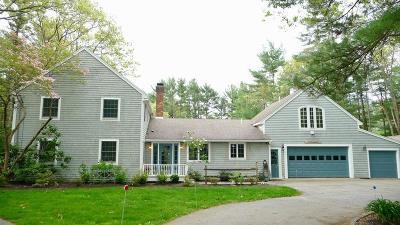 Duxbury Single Family Home For Sale: 393 Tremont Street