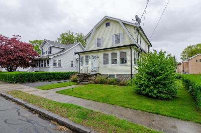 Quincy Single Family Home For Sale: 138 E Elm Ave