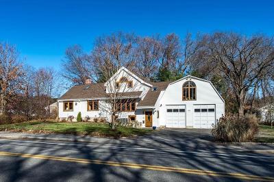 Framingham Single Family Home For Sale: 483 Water St