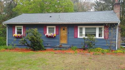 Tewksbury Single Family Home For Sale: 8 Marie St