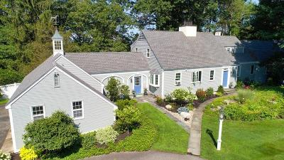 Andover Single Family Home New: 55 Sunset Rock Road