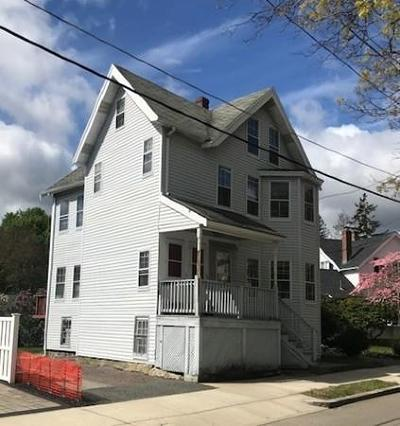 Melrose Multi Family Home For Sale: 34-36 West Highland