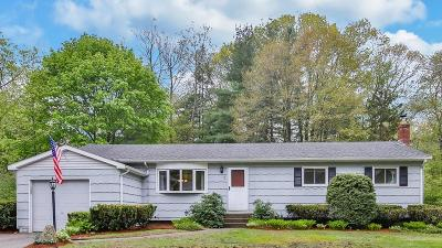 Holliston Single Family Home For Sale: 2 Wingate Road