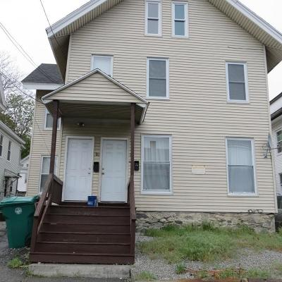 Lowell Rental For Rent: 3-5 Myrtle St #Top Leve