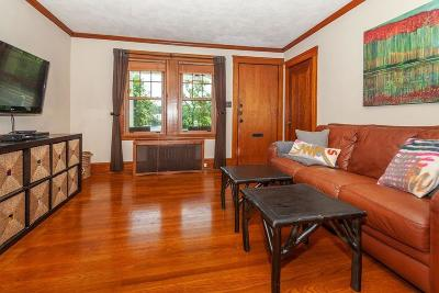 Watertown Condo/Townhouse For Sale: 354 Charles River Rd #354