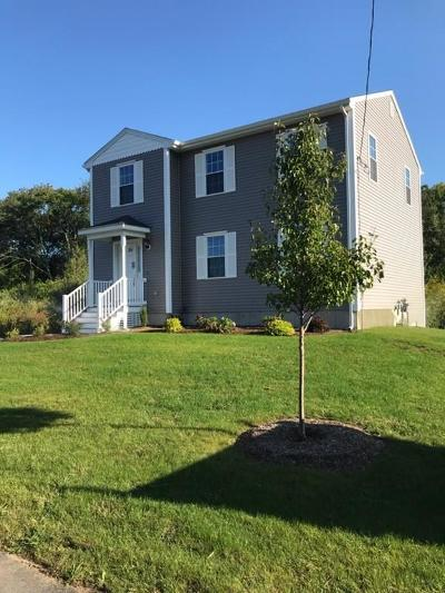 Attleboro Single Family Home For Sale: 348 Highland